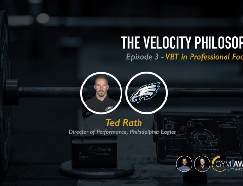 Velocity Philosophy Ep 3 – Ted Rath | Philadelphia Eagles