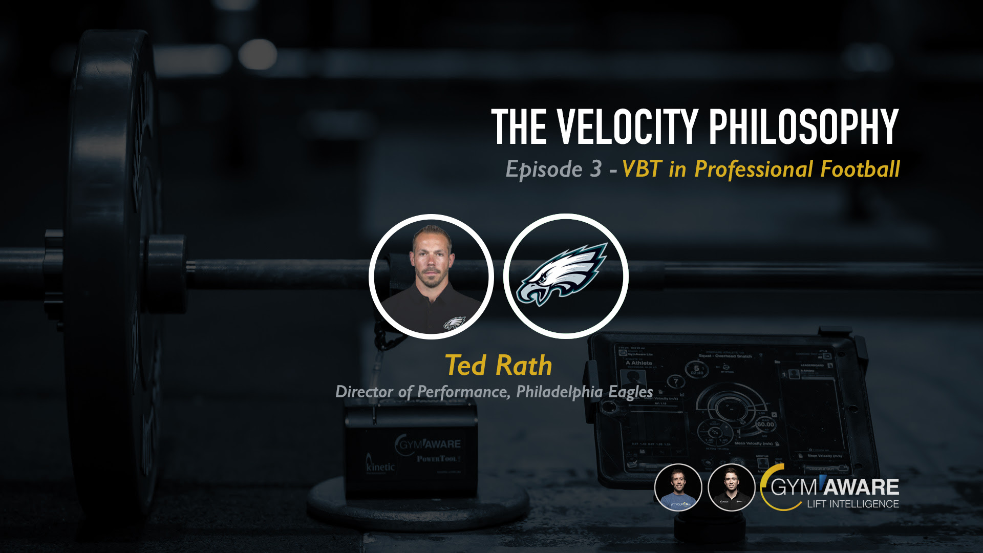 Ted Rath Velocity Based Training