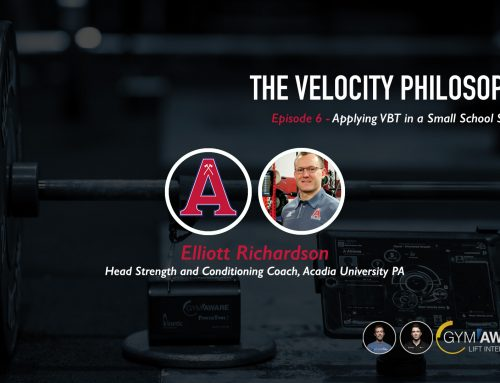 Velocity Philosophy Ep 6 – Elliot Richardson | Acadia University