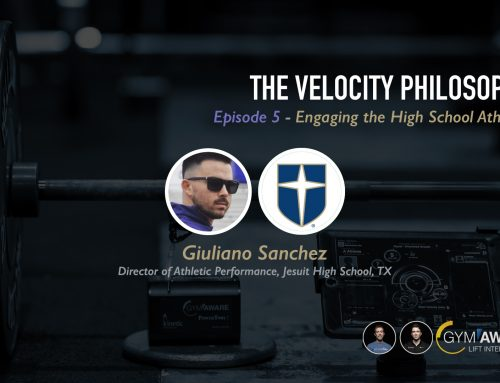 Velocity Philosophy Ep 5 – Giuliano Sanchez | Jesuit Dallas