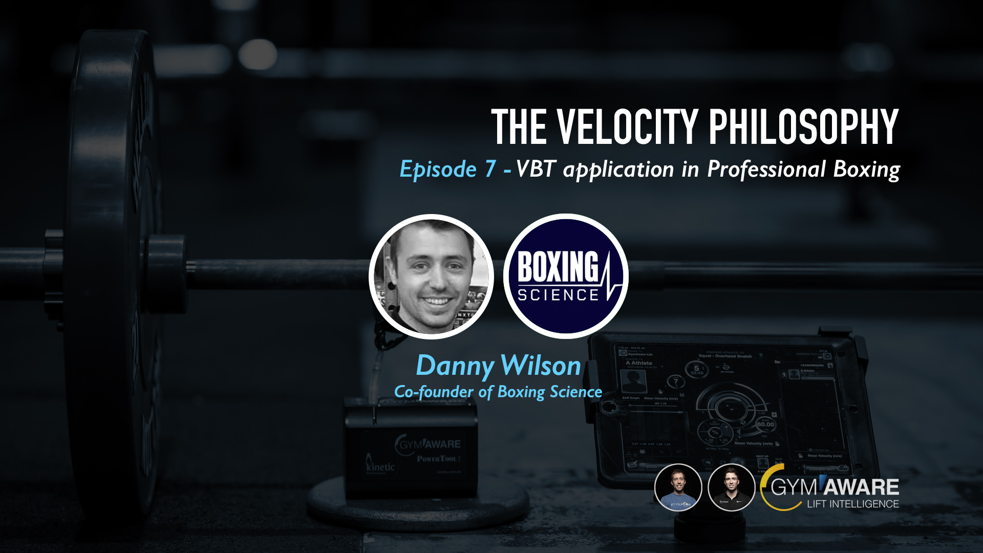 danny wilson boxing science