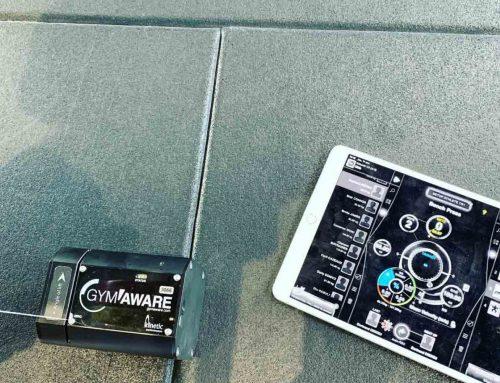 GymAware vs Accelerometer – Mladen & Jukic